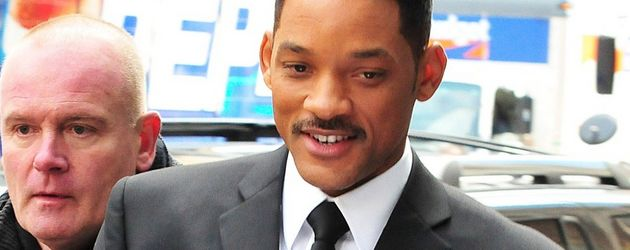 "Will Smith trägt den ""Men in Black""-Anzug"
