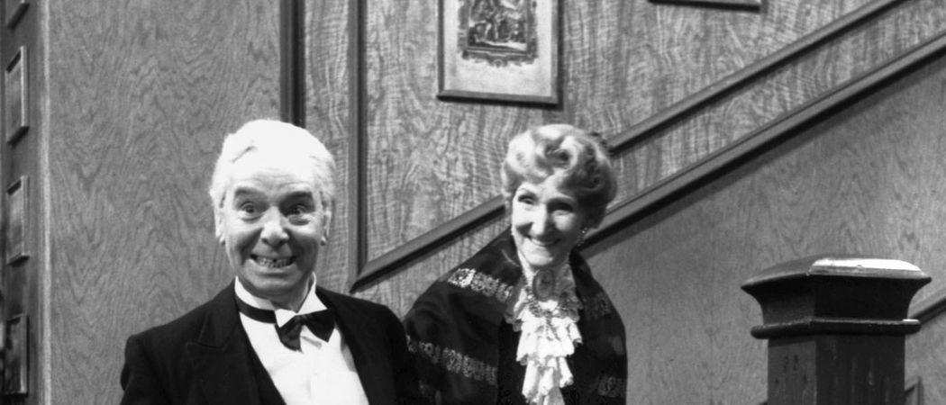 """Klassiker """"Dinner For One"""" lief noch nie im britischen TV!"""