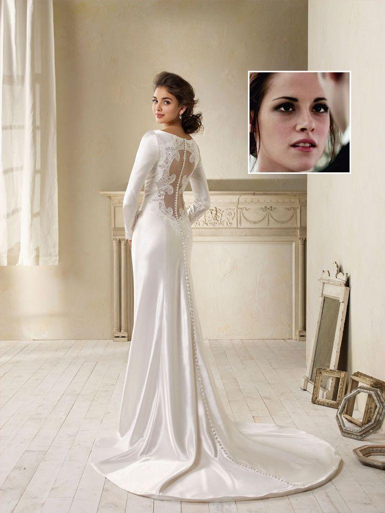 Wunderbar Bella Hochzeitskleider Fotos - Brautkleider Ideen ...