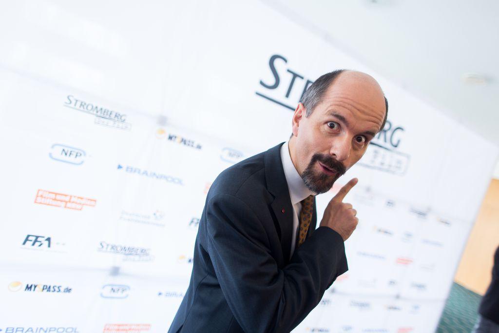 Christoph Maria Herbst Wegen Stromberg Geschlagen Promiflash De