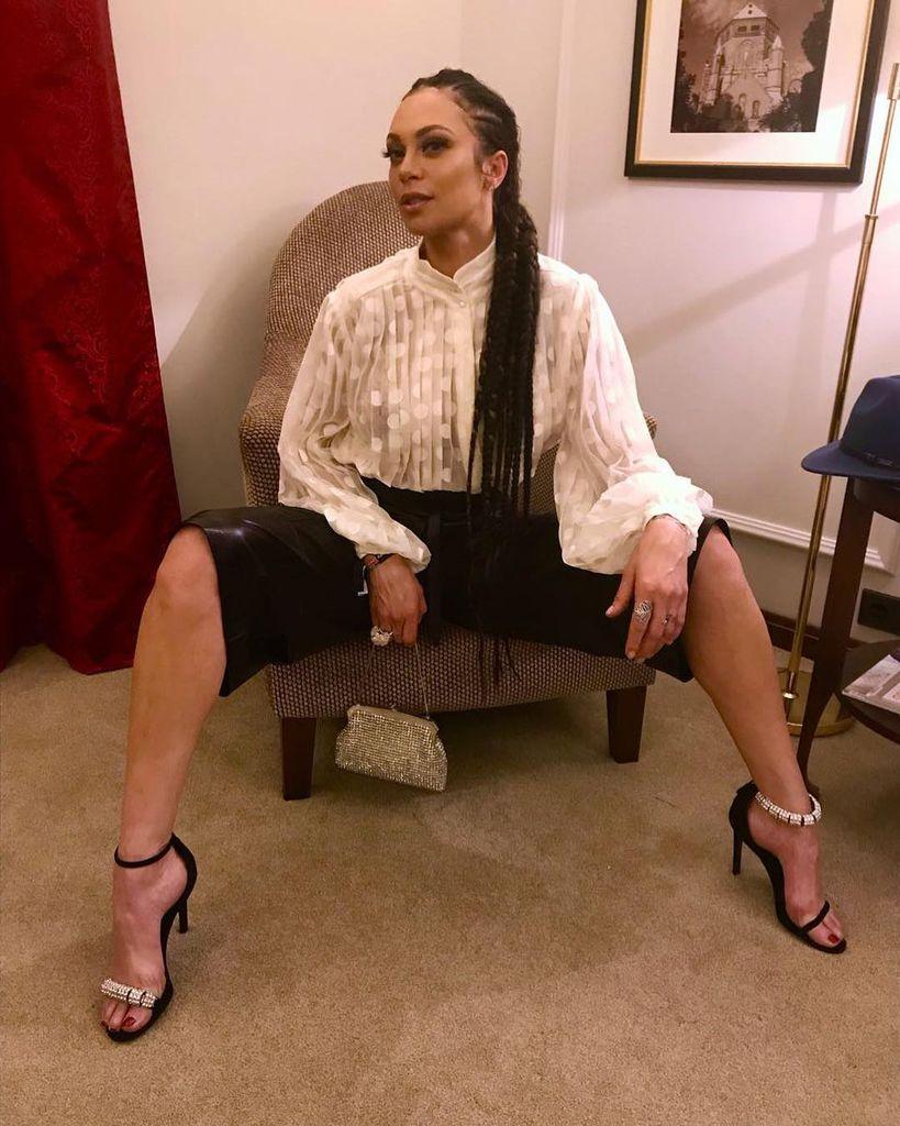 Von Beyoncé Inspiriert Lilly Becker Trägt Jetzt Rastas Promiflashde
