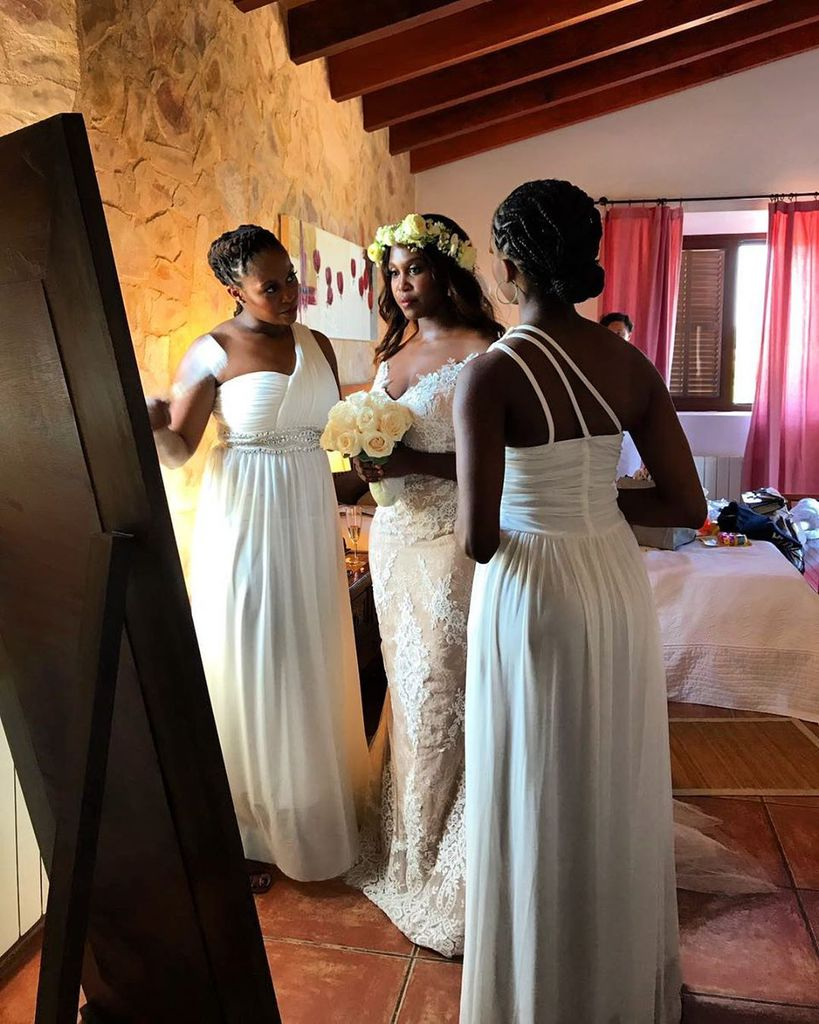 Schöner Throwback: Motsi Mabuse denkt an Hochzeitstag zurück