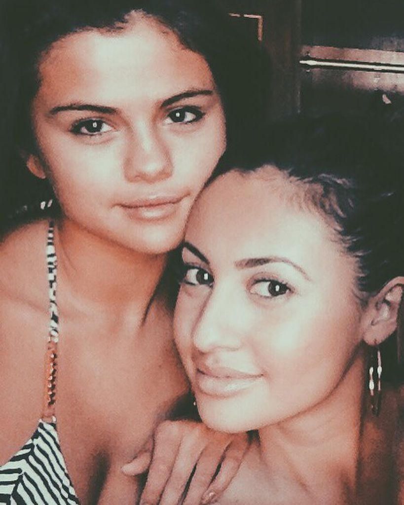 Selena gomez niere