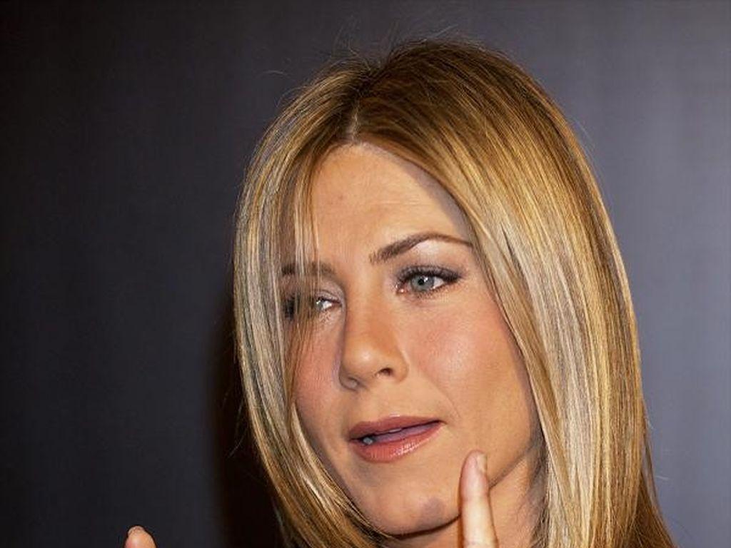 Jennifer Aniston die Nacktfotos brechen