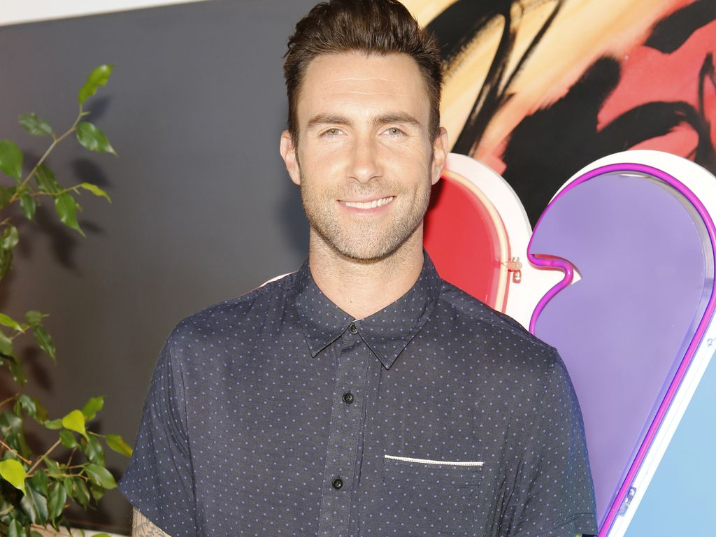 "Adam Levine beim ""The Voice - Karaoke Press Event"""