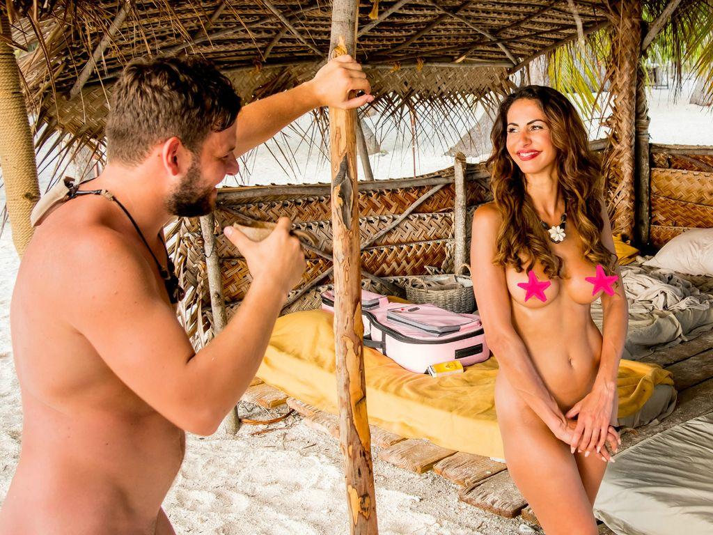 """Adam sucht Eva""-Teilnehmer Kushtrim und Janina Youssefian"