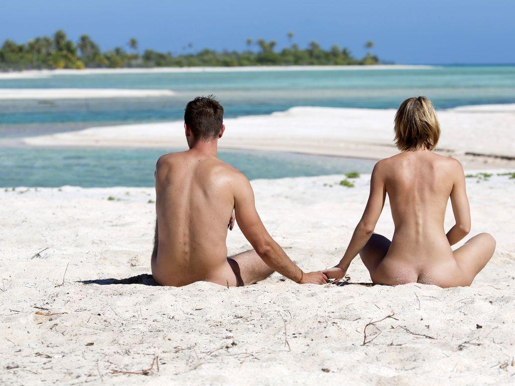 """""""Adam sucht Eva - Gestrandet im Paradies"""""""