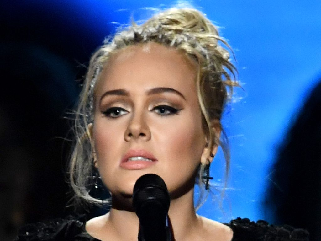 Adele bei den Grammys 2017