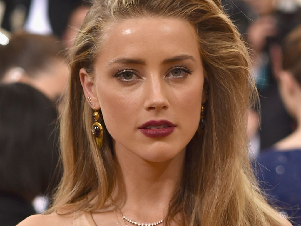 Amber Heard bei der MET-Gala in New York