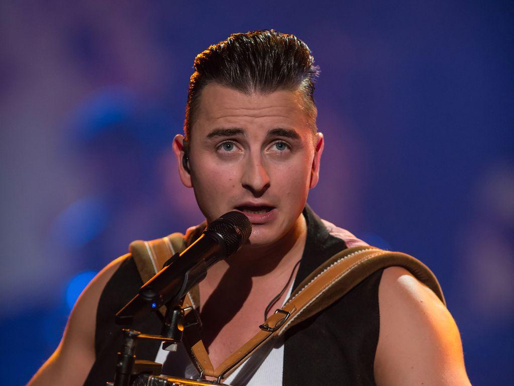 Sänger Andreas Gabalier