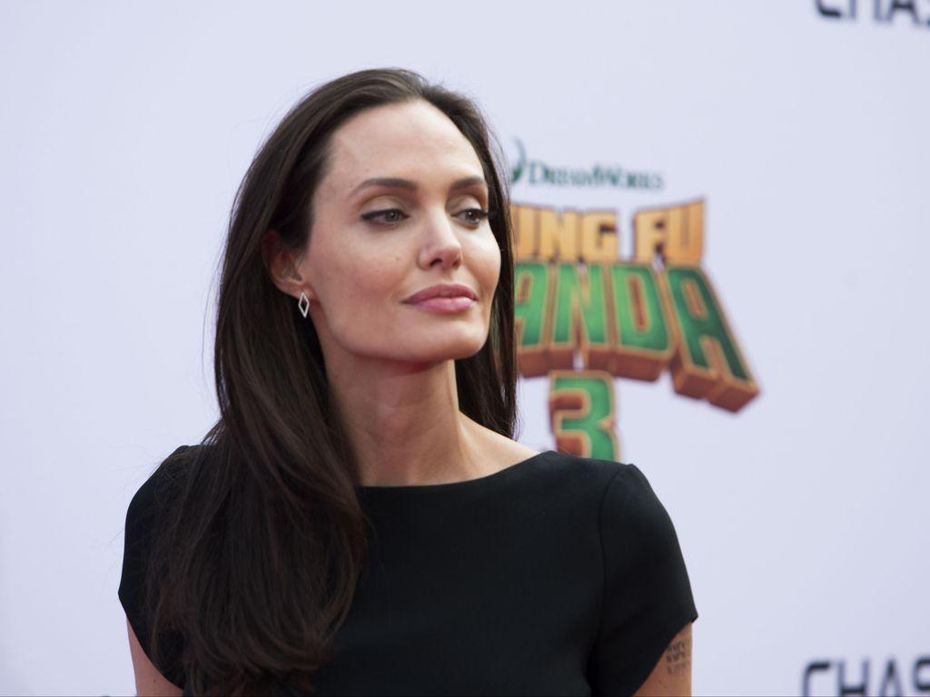 Hollywood-Star Angelina Jolie