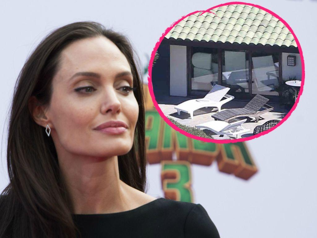 Angelina Jolie und ihr neues Zuhause