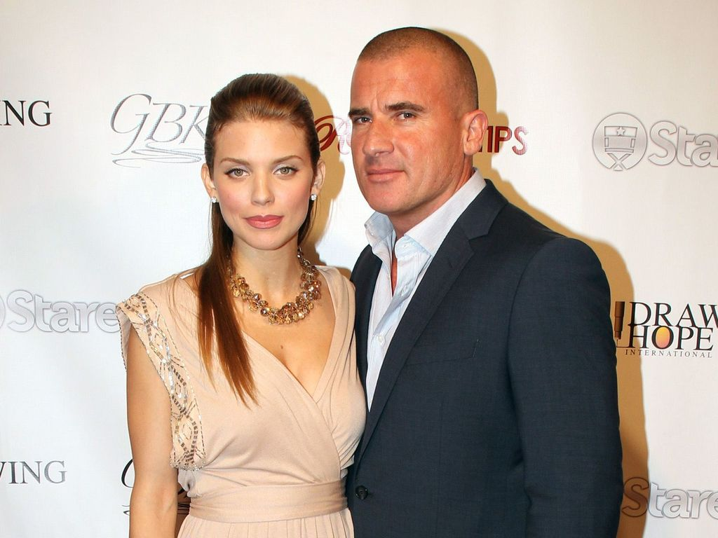 Liebes-Comeback bei AnnaLynne McCord & Dominic Purcell ... Dominic Purcell And Annalynne Mccord