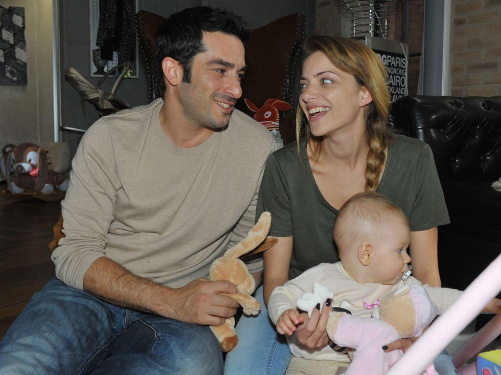 Tayfun Baydar und Anne Menden