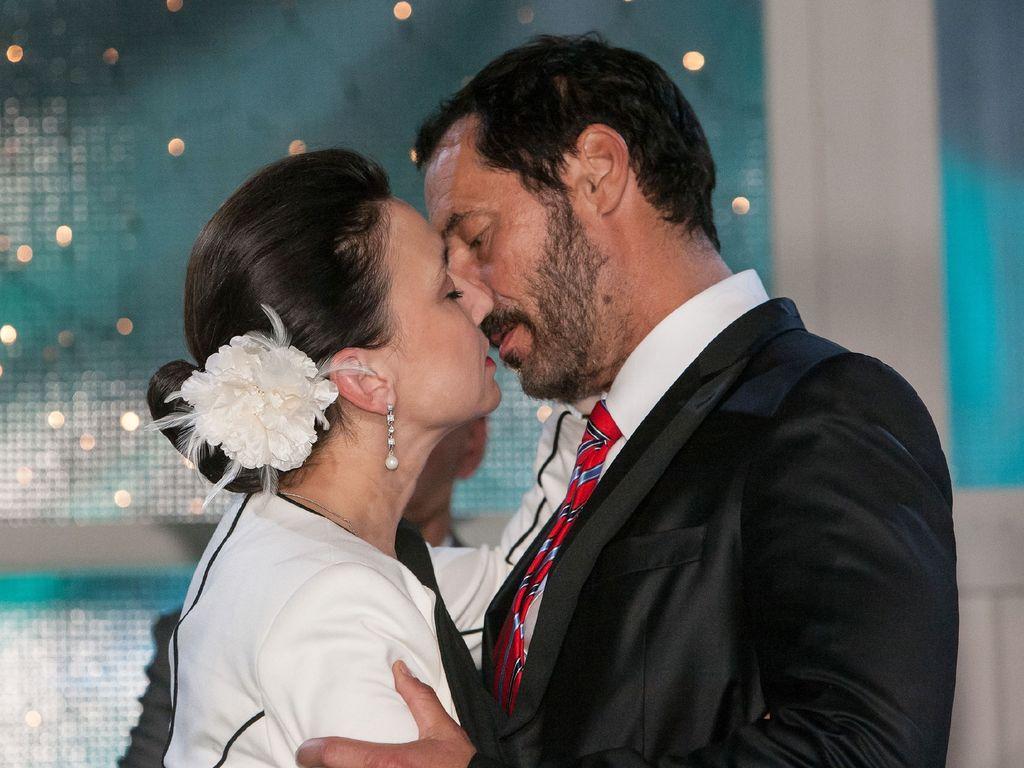 Tatjana Clasing und Silvan-Pierre Leirich
