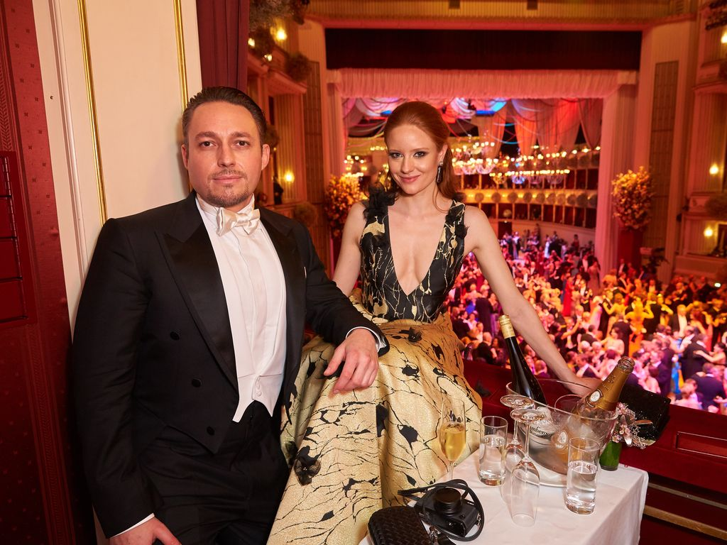 Klemens Hallmann und Barbara Meier