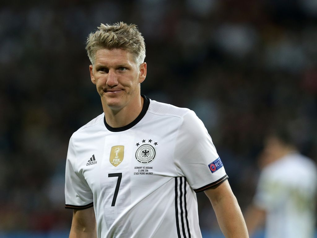 DFB-Kicker Bastian Schweinsteiger bei der EM 2016