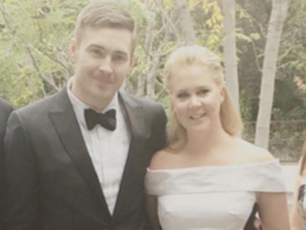 Ben Hanisch und Amy Schumer