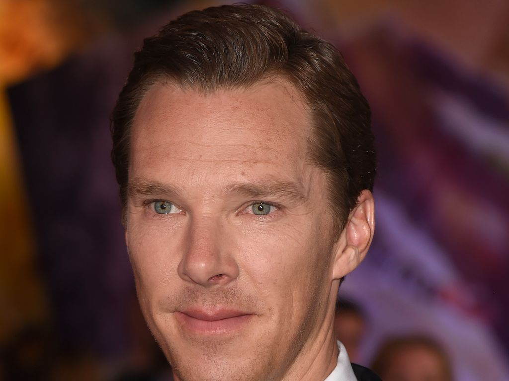 "Benedict Cumberbatch auf der ""Doctor Strange""-Premiere in Los Angeles"