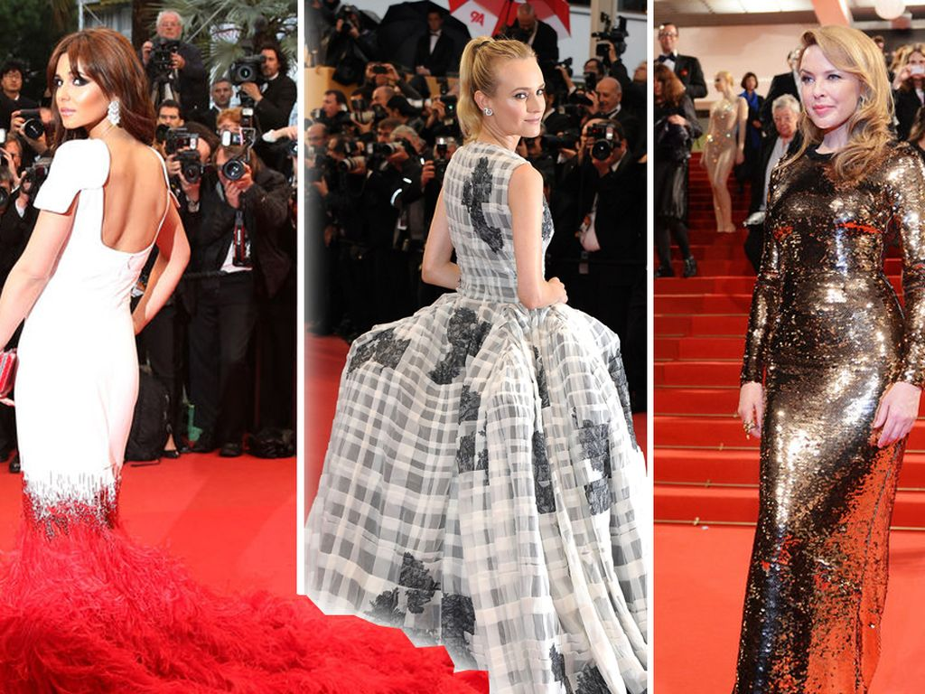 Best Dressed Cannes 2012