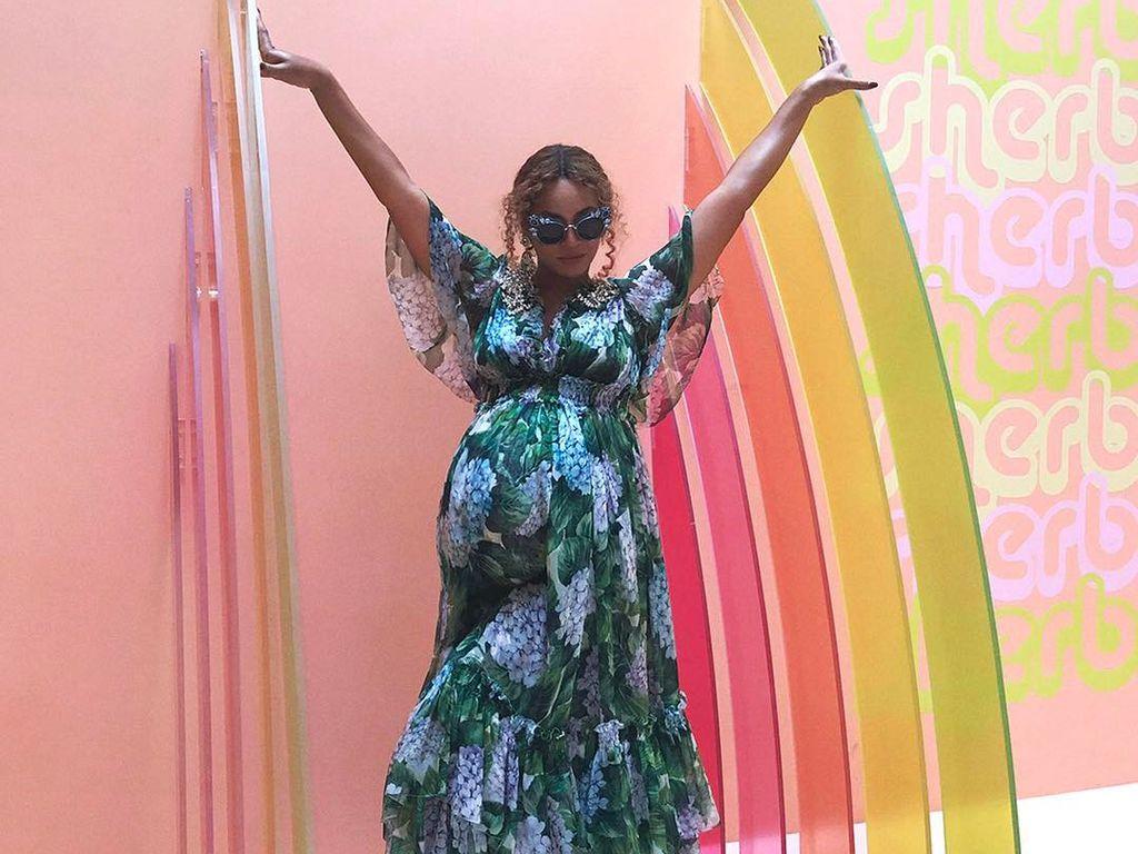 Afrikanisch zur Geburt: Beyoncé lädt zur Babyparty