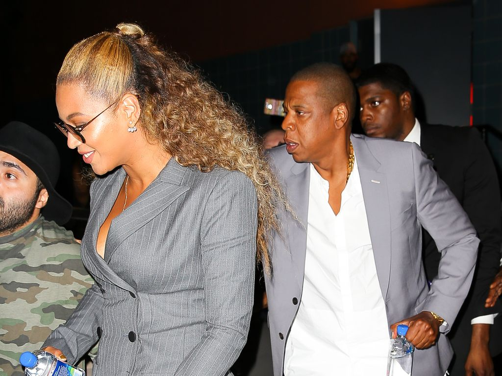 Beyoncé und Jay-Z in New York