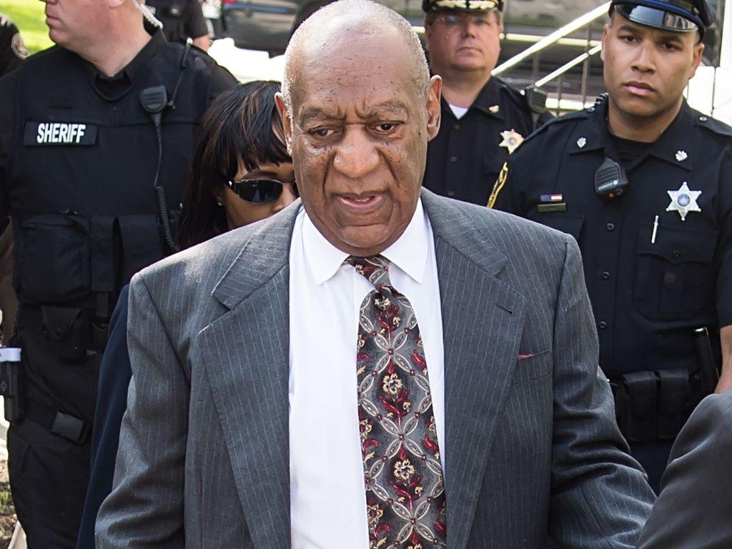 Bill Cosby vor dem Gericht in Norristown