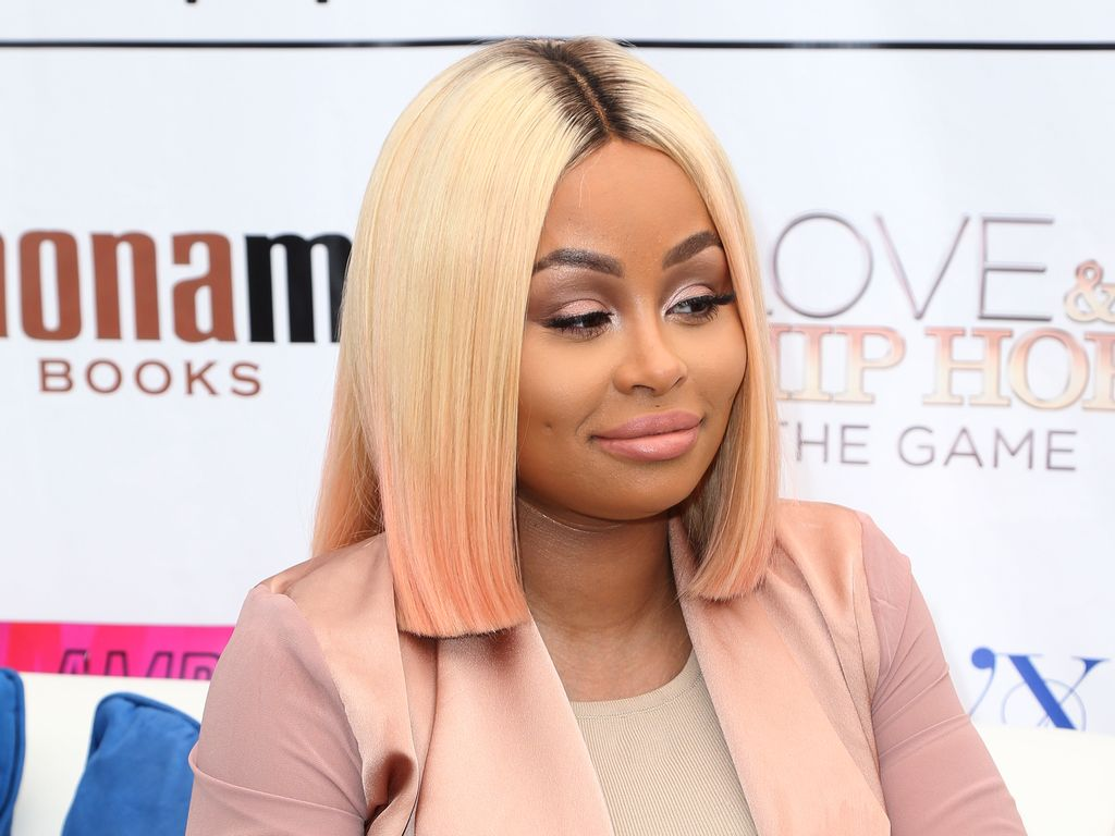 "Blac Chyna beim ""The Amber Rose SlutWalk"" in Los Angeles"