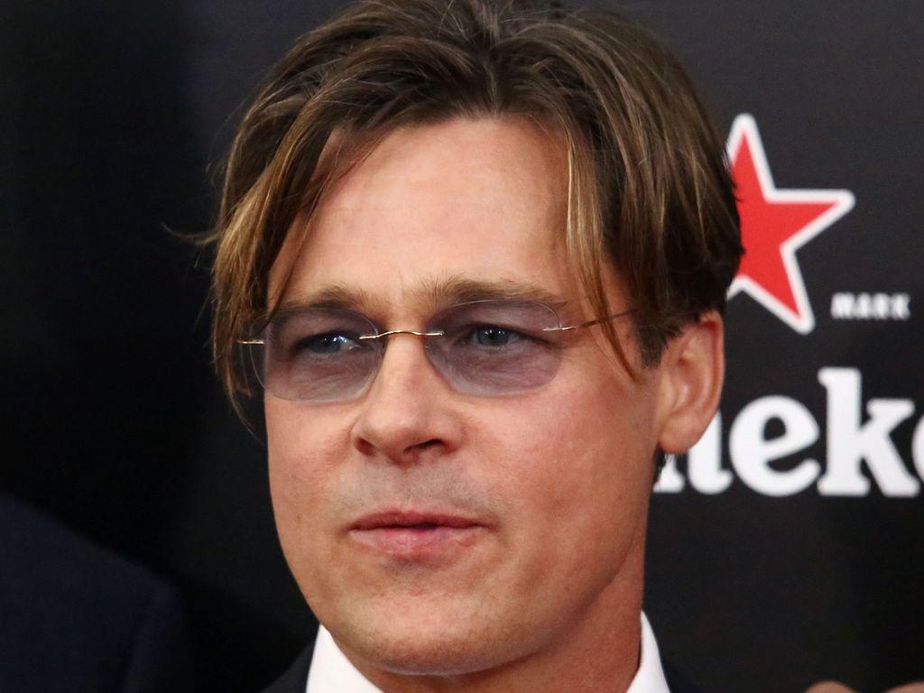 Brad Pitt im November 2015