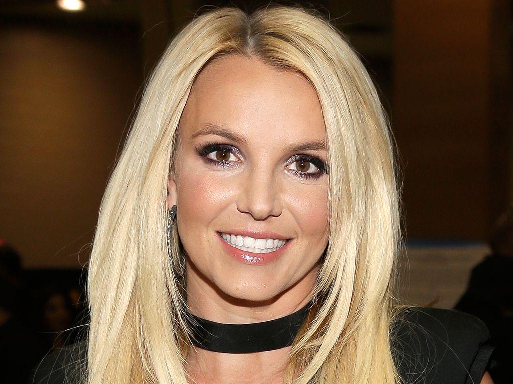 "Britney Spears beim ""iHeartRadio Music Festival"" in Las Vegas"
