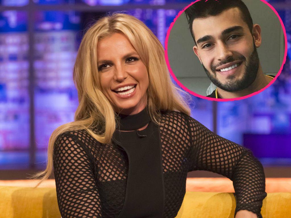 Sängerin Britney Spears und Fitnessmodel Sam Asghari