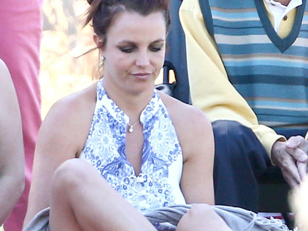 Britney Spears Blitzer