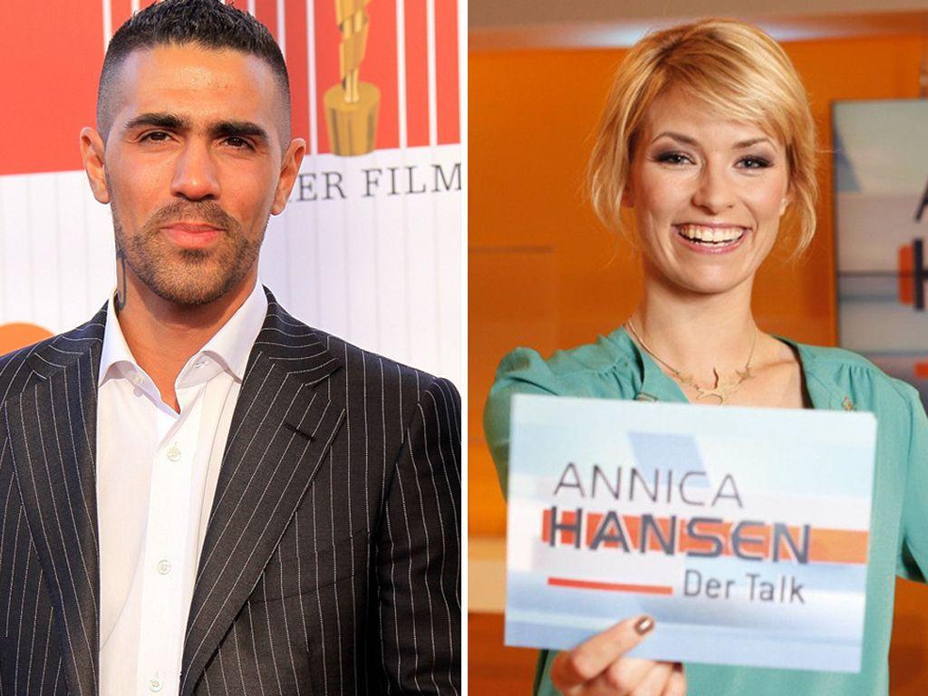Bushido und Annica Hansen