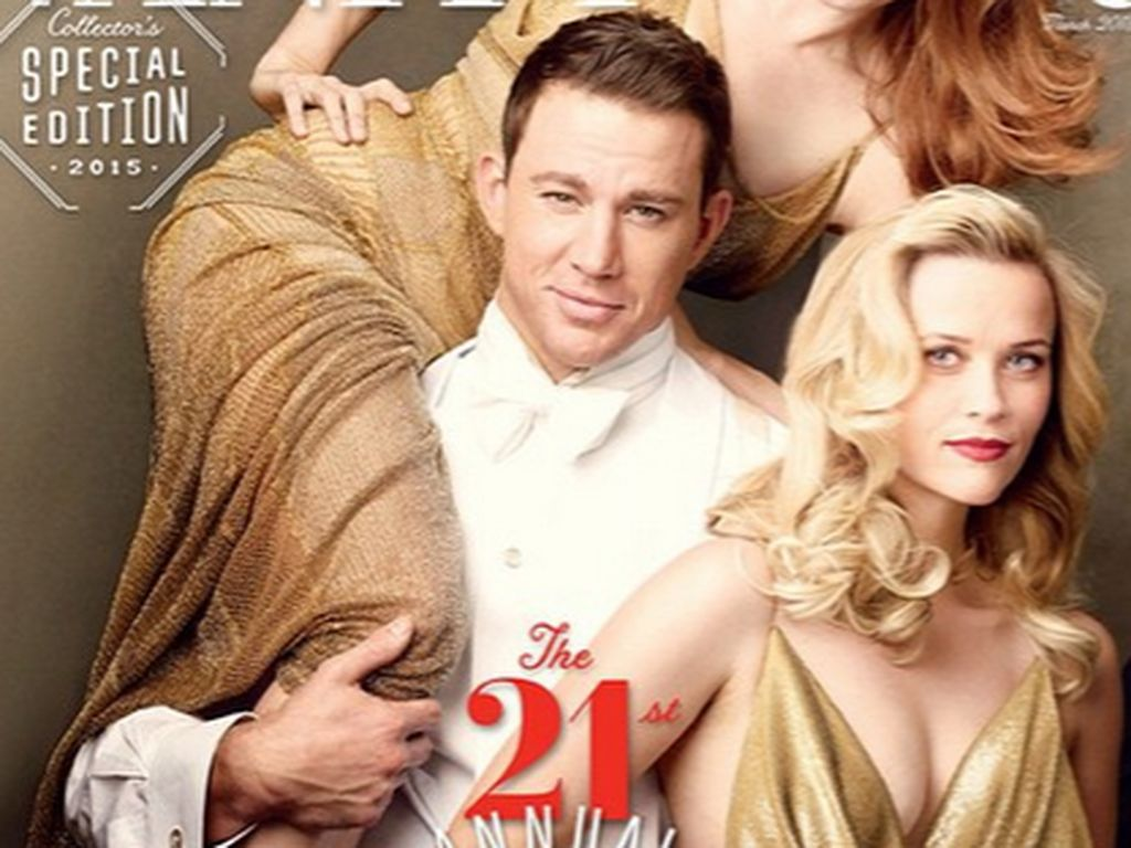 Reese Witherspoon, Channing Tatum und Amy Adams