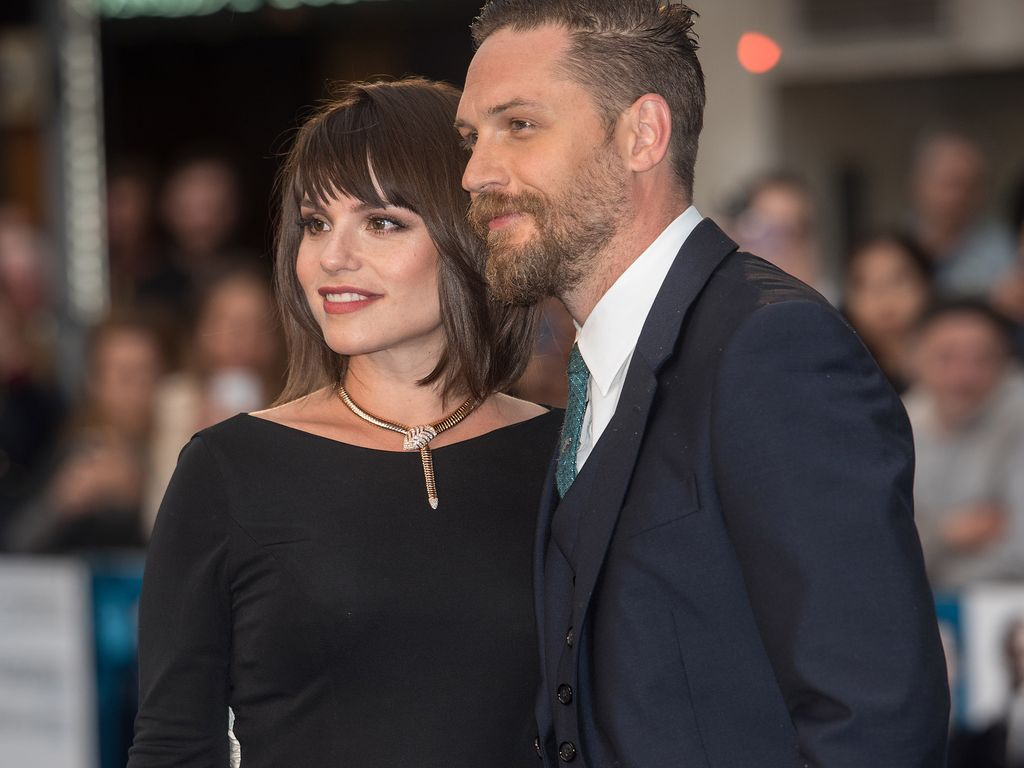 Tom Hardy und Charlotte Riley
