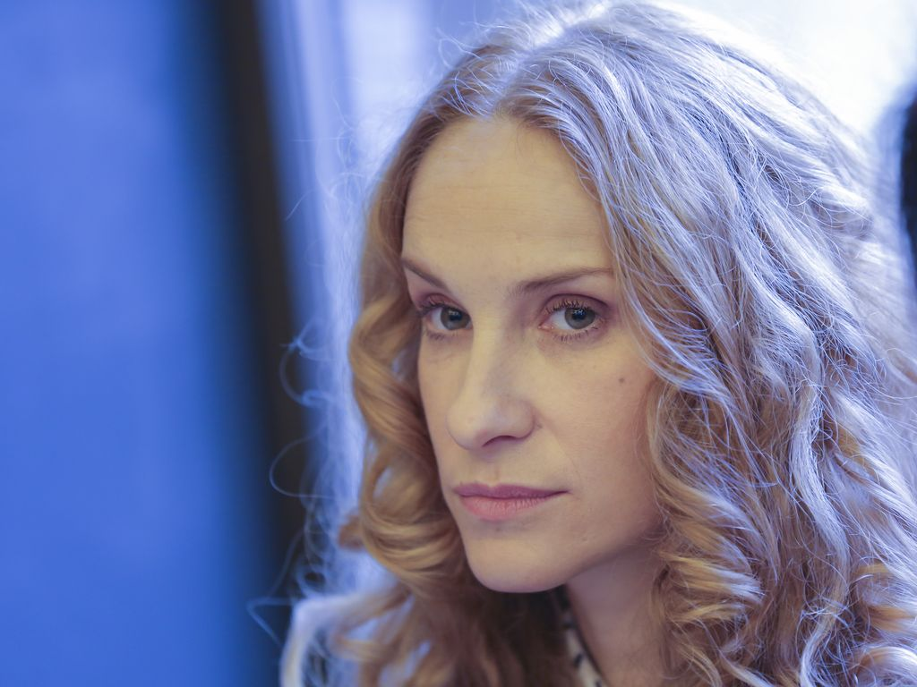 """Chiara Schoras, """"Der Bozen-Krimi""""-Darstellerin"""