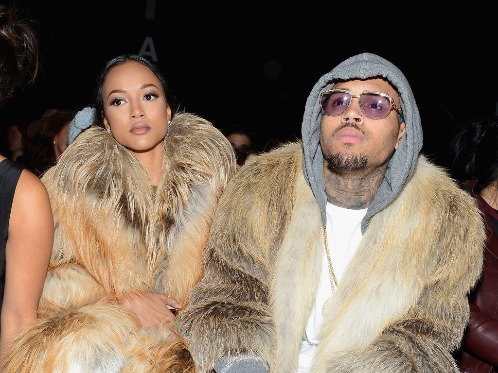 Chris Brown und Karrueche Tran