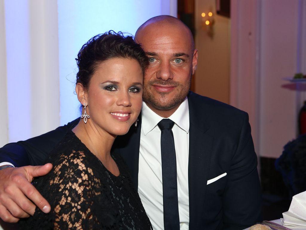 Christian Tews und Claudia Lösch