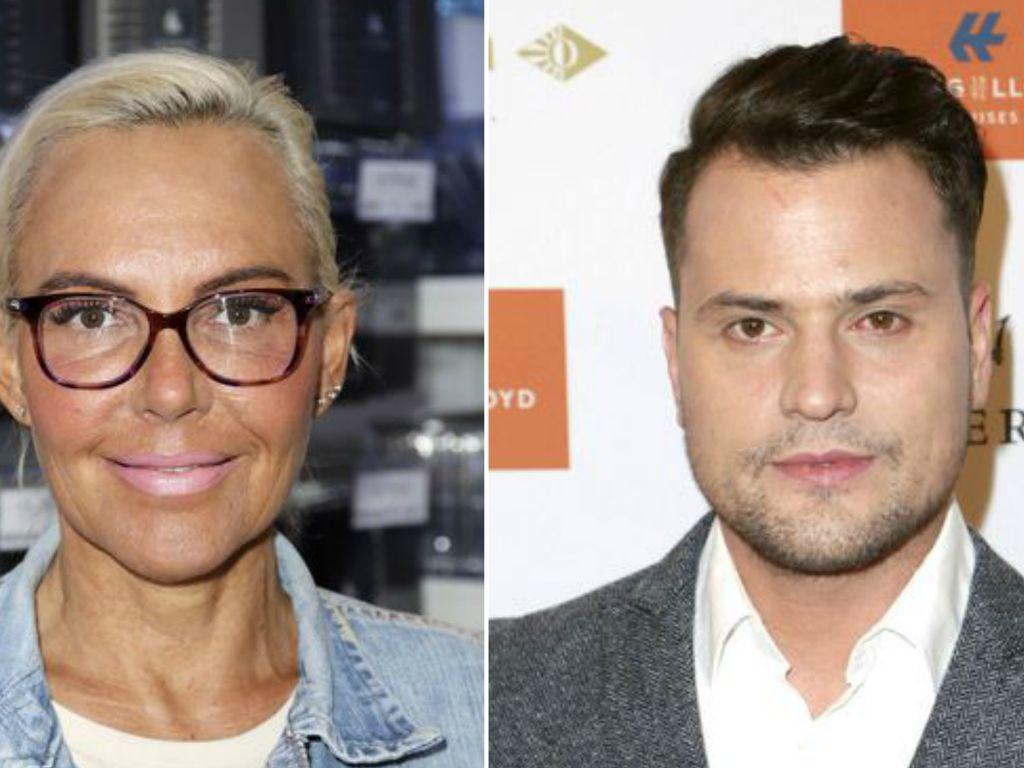 Natascha Ochsenknecht und Rocco Stark