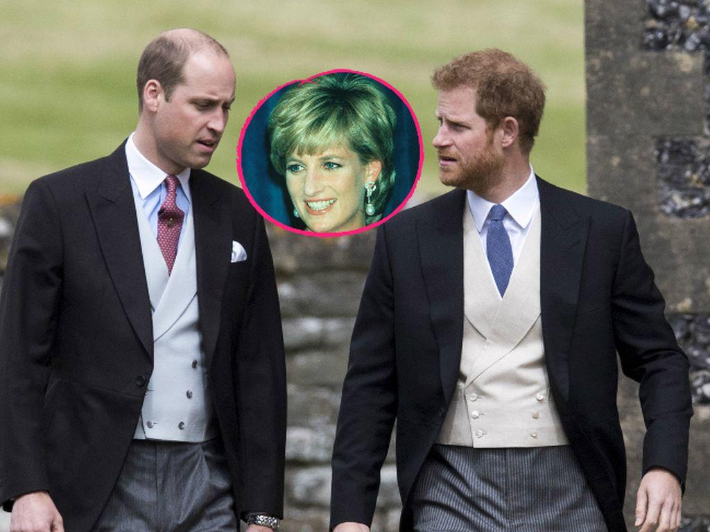 Prinz William & Prinz Harry: So war Prinzessin Diana wirklich!