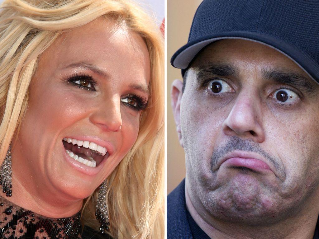 Britney Spears und Ex-Manager Sam Lutfi