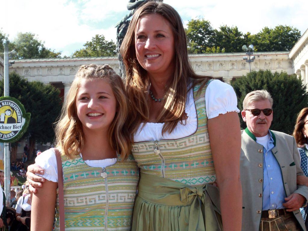 Emma Schweiger und Dana Schweiger