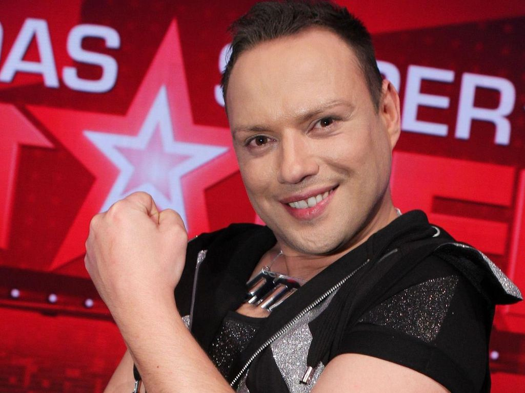 Mark Ashley Supertalent 2011