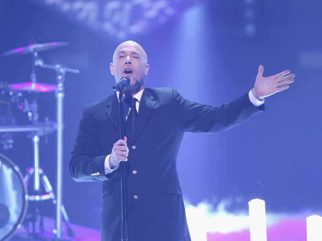 """Der Graf von Unheilig beim """"Eurovision Song Contest - Unser Song für Dänemark 2014"""""""