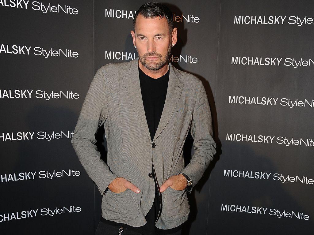 Designer Michael Michalsky