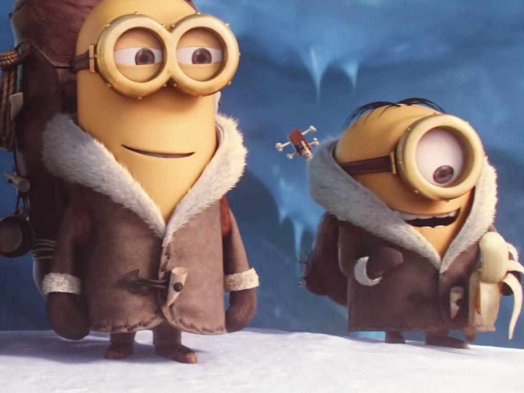 Trailer Die Minions