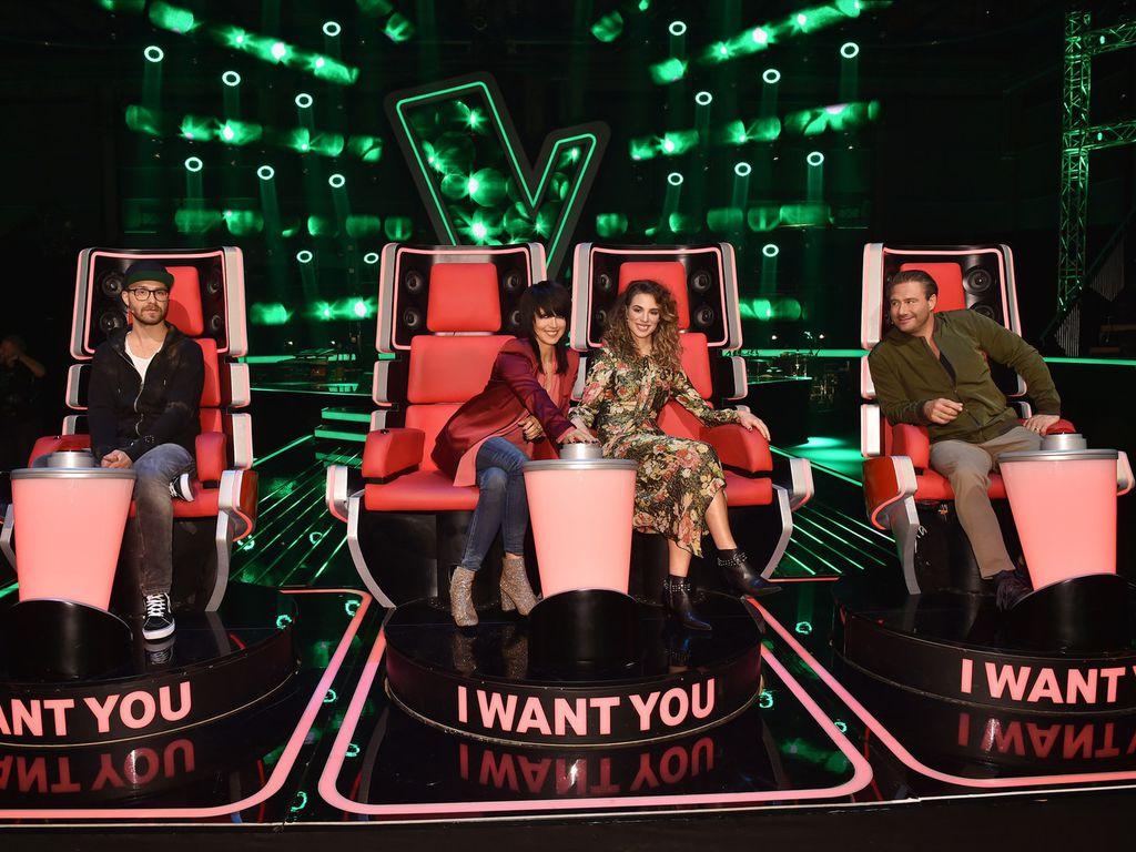 """Die """"The Voice Kids""""-Jury 2017"""