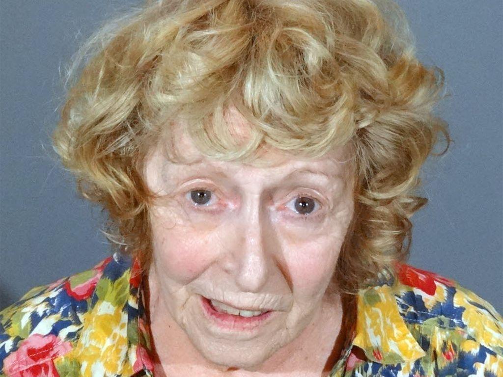 Donna Marie Higgins auf einem Polizeifoto