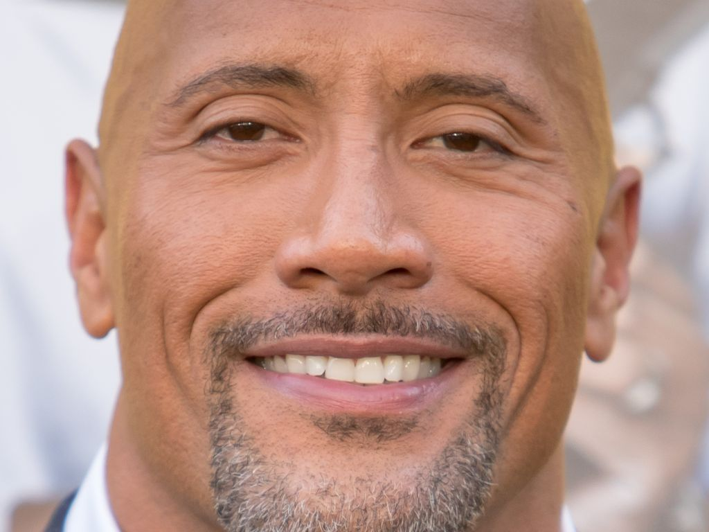 "Images Of Dwayne The Rock Johnson: Mega-Gehalt! ""The Rock"" Kassiert In Hollywood Am Meisten"