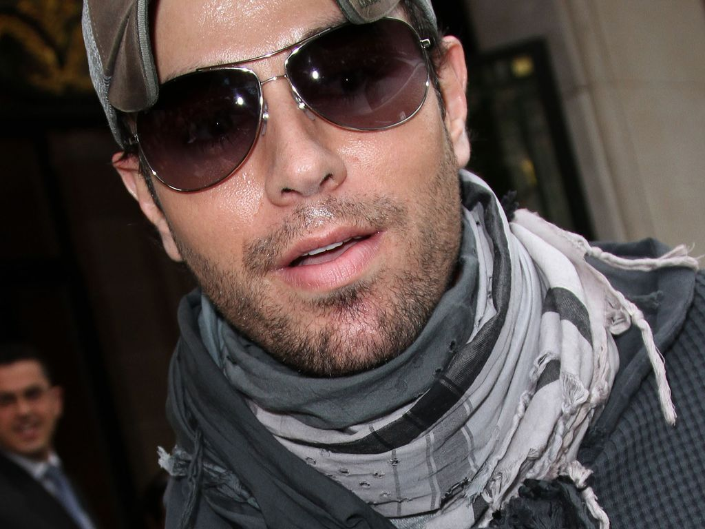 FKK-Fan: Enrique Iglesias geht gerne Nacktbaden